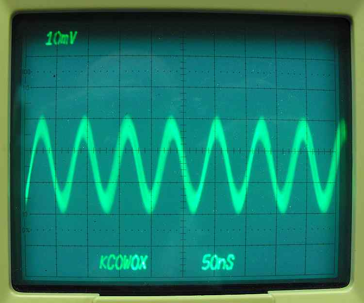 Receiver Signal Tracing